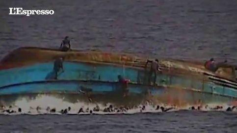 Las llamadas que muestran cómo Italia dejó ahogarse a cientos de refugiados