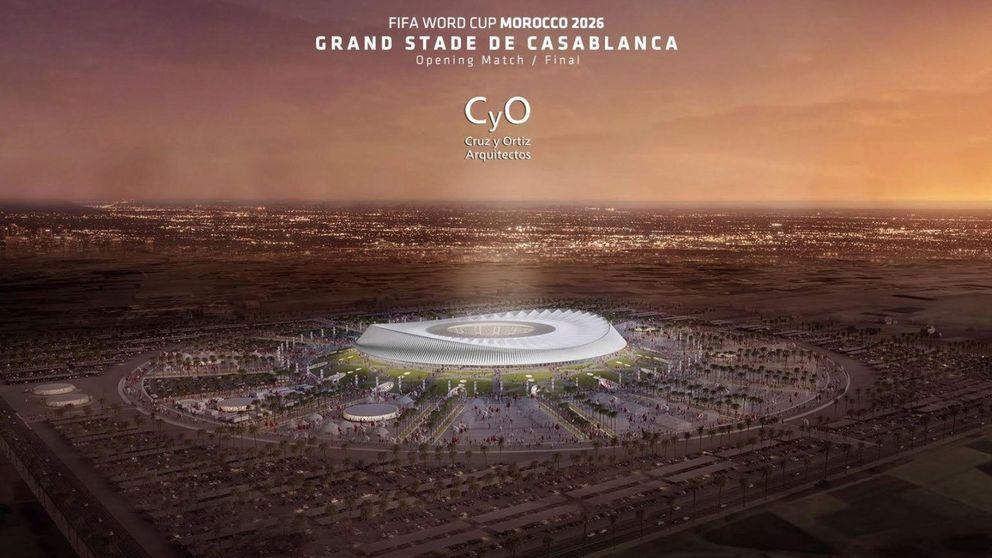 Marruecos o el tridente México-EEUU-Canadá acogerán el Mundial de 2026
