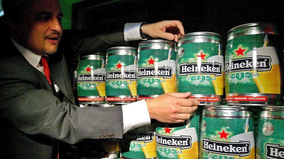 Foto: Heineken aumentó su beneficio un 26 % en 2015 hasta los 957 millones. (EFE)