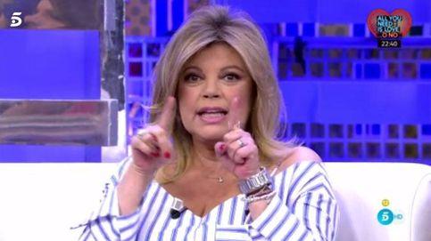Teresa Campos no deja la televisión, Terelu lo aclara
