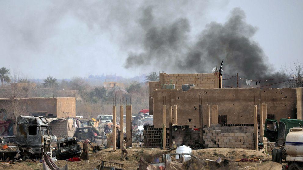 Se acabó el plazo para sacar a los civiles: la artillería castiga al ISIS en su último reducto
