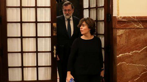 Rajoy insinúa para tranquilizar al PP que moverá el banquillo ante las municipales