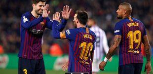 Post de Réquiem por el 'estilo Barça', la victoria es más vulgar con Vidal o Boateng