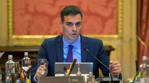 Siga en directo la comparecencia de Pedro Sánchez en el último Consejo de Ministros del año