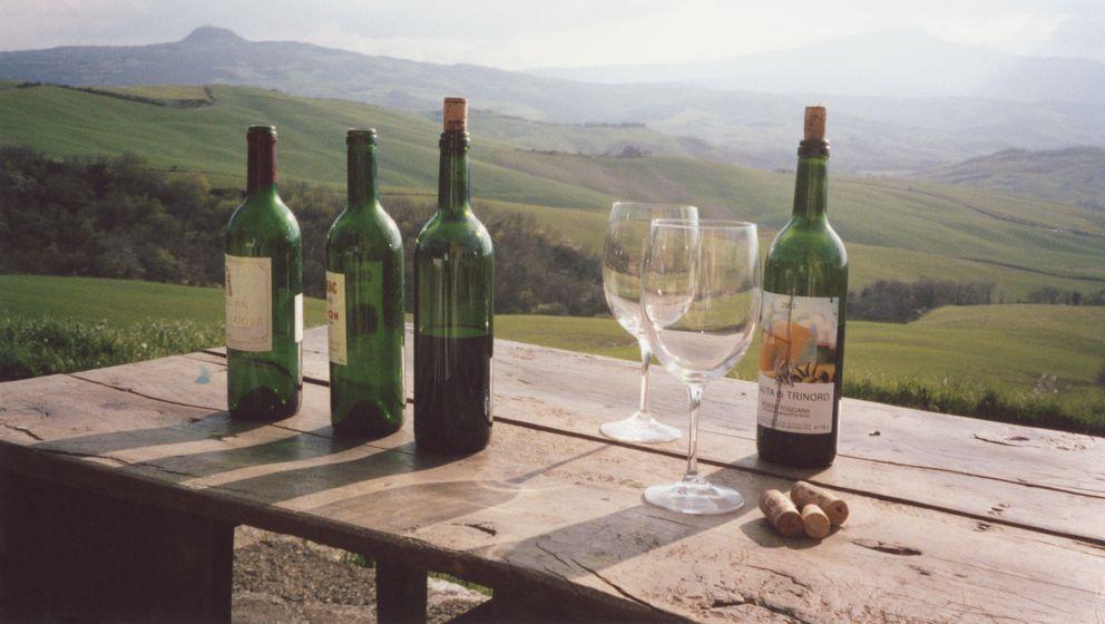 Foto: El vino se estropea muy rápidamente una vez abierto. (Stephanie Pfriender Stylander/Corbis)