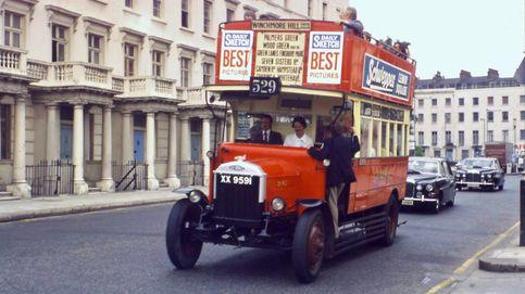 Un Uber para buses suplió al transporte público de Londres tras la Gran Guerra