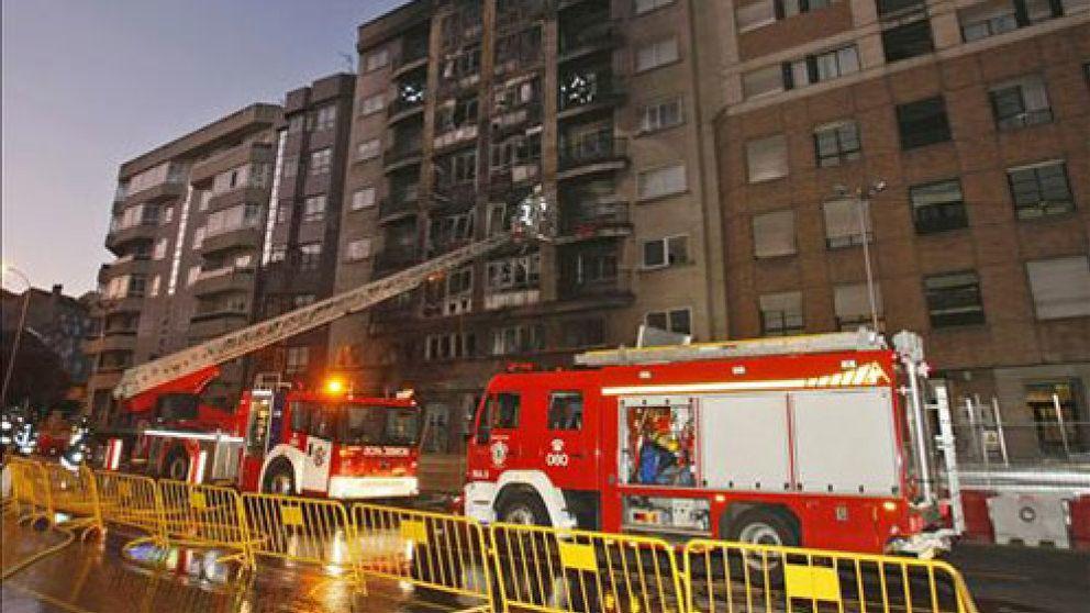 Cuatro de cada cinco muertes en incendios se producen por intoxicación de humo, no por quemaduras