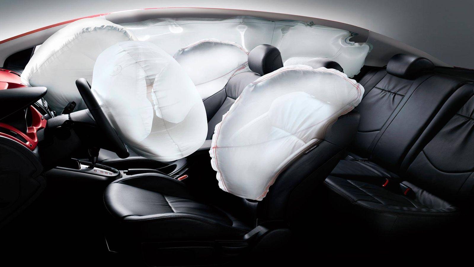 Foto: Hyundai inventa un airbag para actuar en casos de colisiones múltiples. (CC)