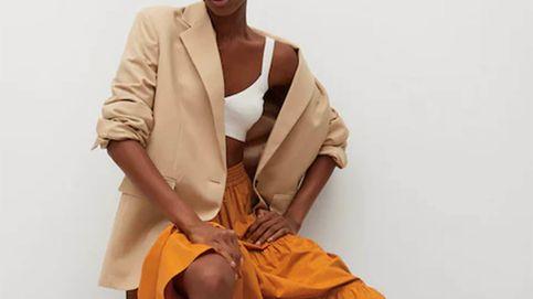 Cuatro faldas de Mango, H&M y Zara para llevar con Converse
