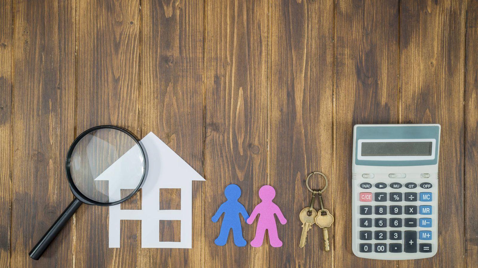 Foto: Cómo ayudar a tu hijo a comprar casa y no morir en el intento. (Foto: Istockphoto)