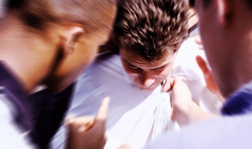 Foto: En la Unión Europea, el acoso y maltrato por bullying lo sufren alrededor de 24 millones de niños y jóvenes al año. (Corbis)