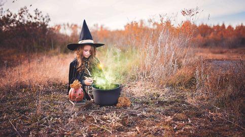Kits de maquillaje de Halloween y mascarillas higiénicas de Amazon para que tus hijos tengan una Noche de Brujas divertida y segura