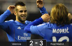 Jesé aparece a tiempo y salva del adiós a la Liga al Real Madrid de Carlo Ancelotti