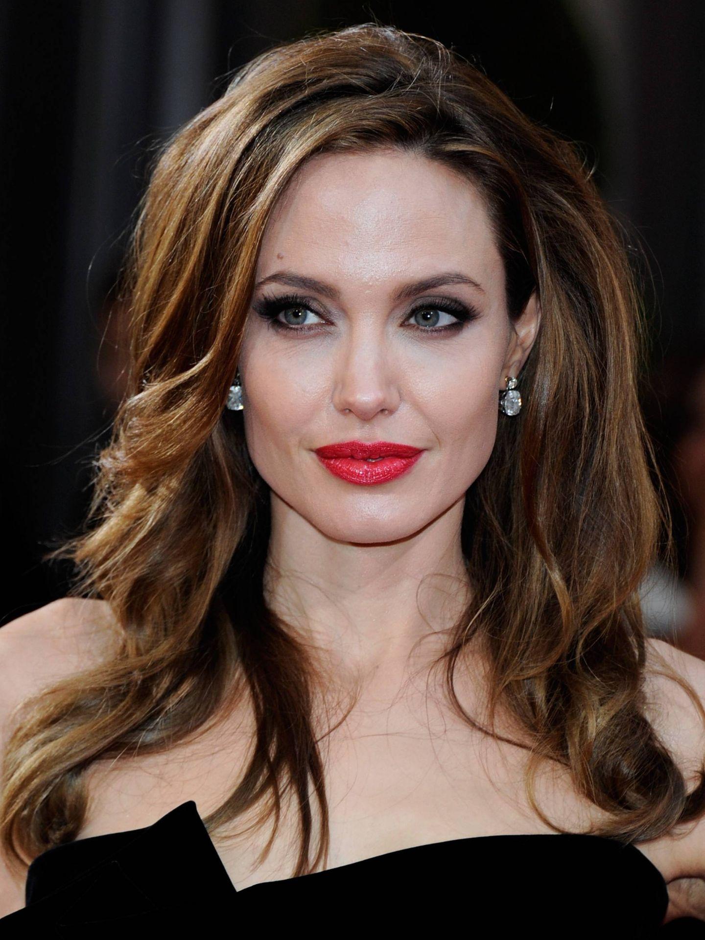 La sorprendente dieta de Angelina Jolie. (Getty)