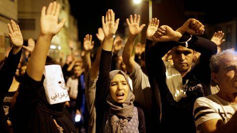 El islam político se echa a la calle en Marruecos para apoyar la rebelión del Rif