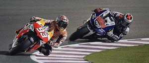 Foto: Márquez: Conseguir un podio me satisface más que la 'pole position'
