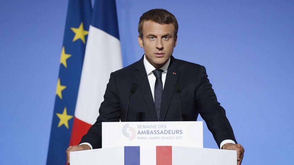 Macron quiere copiar la reforma laboral española
