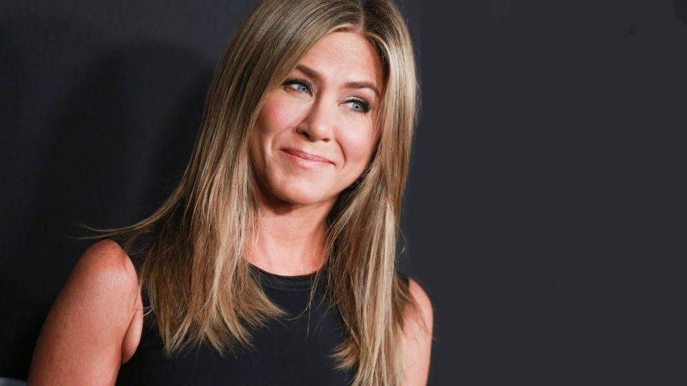 Foto: La melena de Jennifer Aniston es ya icónica. (Getty)