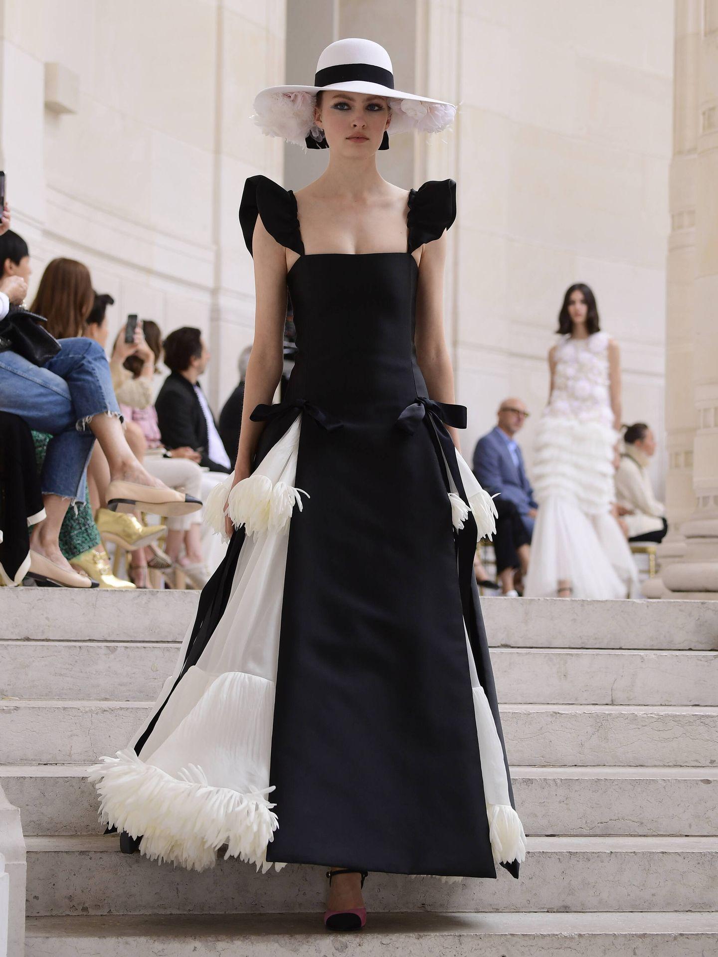 Desfile de Chanel Haute Couture. (Getty)
