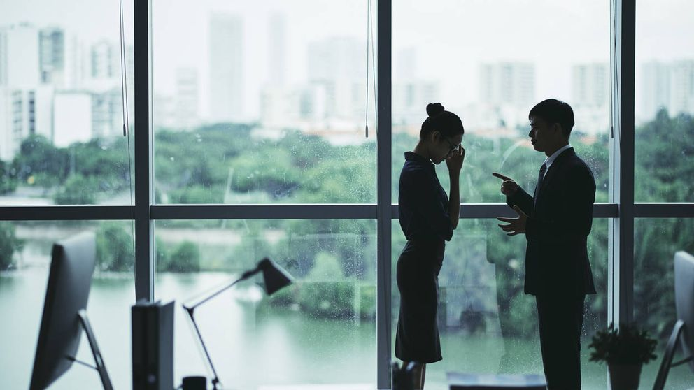 Frases habituales que nunca debes decir en tu empleo (o te echarán)