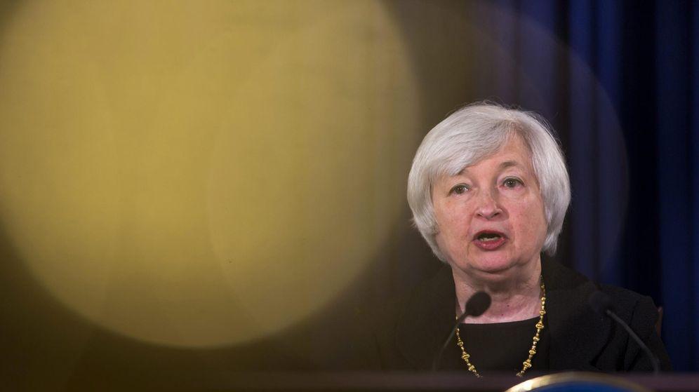 Foto: La presidenta de la Reserva Federal de EEUU, Janet Yellen. (EFE)