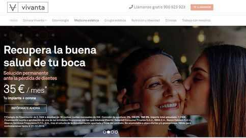 Portobello pone a la venta sus 300 clínicas dentales y de belleza al año de comprarlas