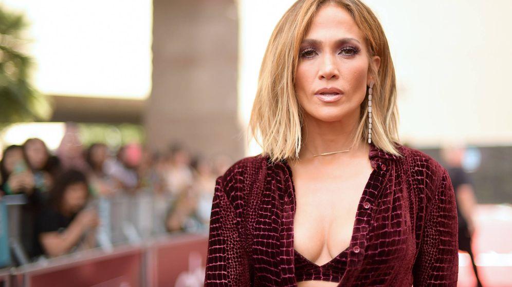 Foto: Jennifer Lopez en los Billboard Music Awards de 2018. (Getty)
