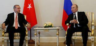 Post de  Erdogan recurre a Putin ante el posible 'Turkex'