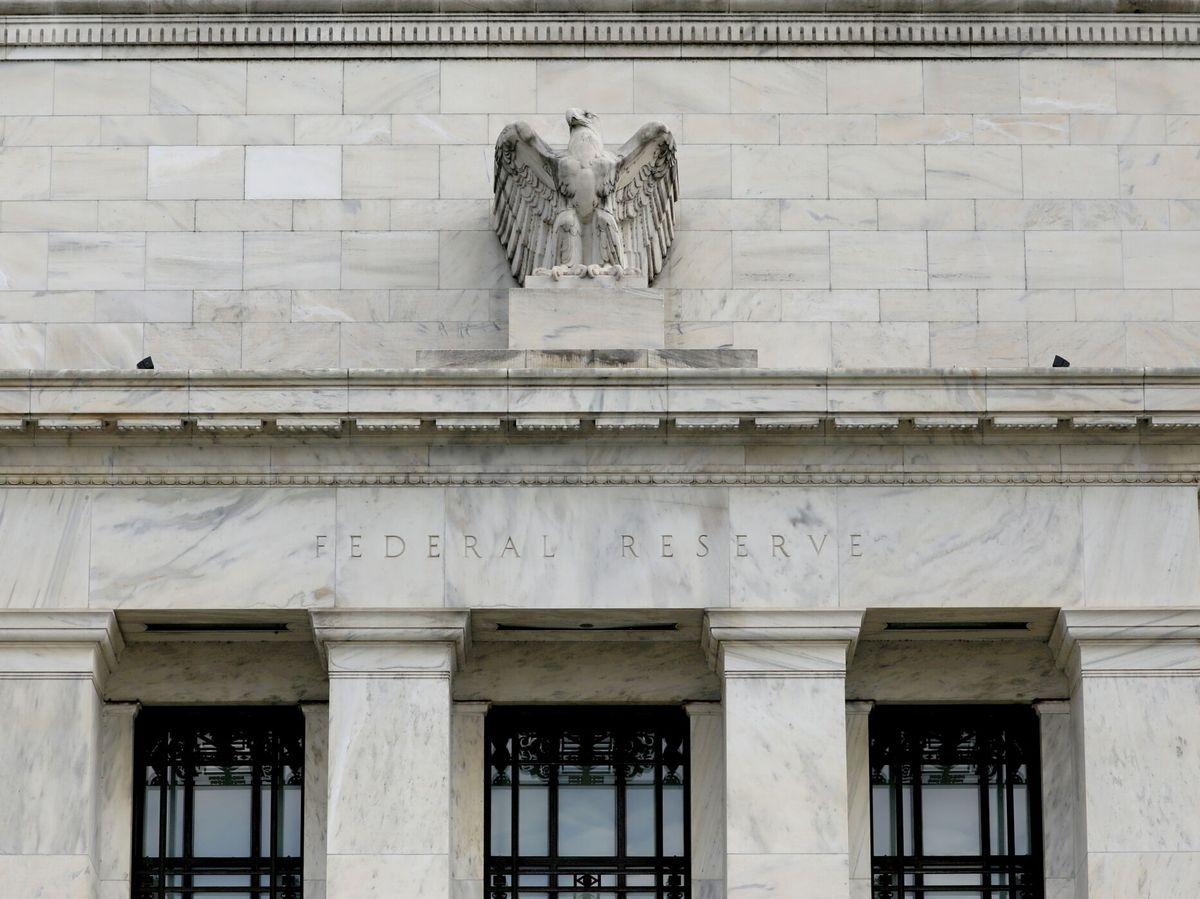Foto: Fachada de la Reserva Federal (Reuters)