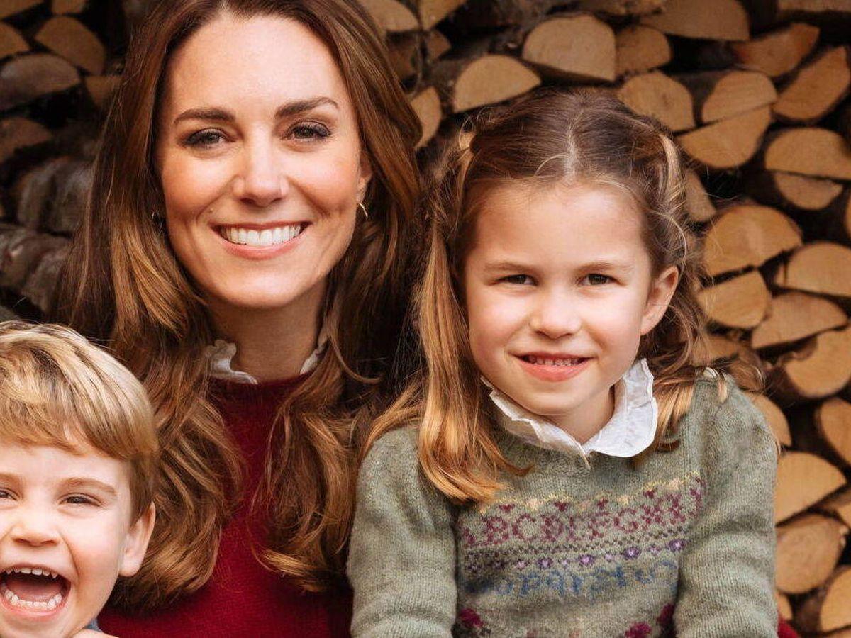 Foto: Kate Middleton, junto a la princesa Charlotte. (Reuters)