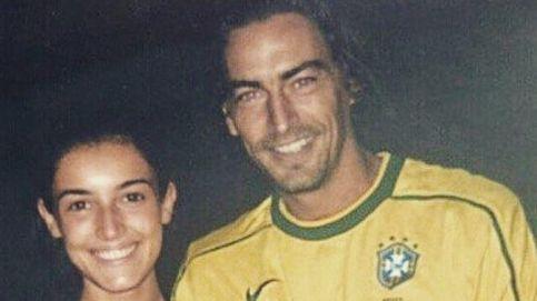 Blanca Romero pone cara al padre biológico de su hija Lucía en las redes sociales