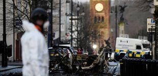 Post de ¿Ha vuelto el IRA? Un grupo con ese nombre reivindica el coche bomba de Londonderry