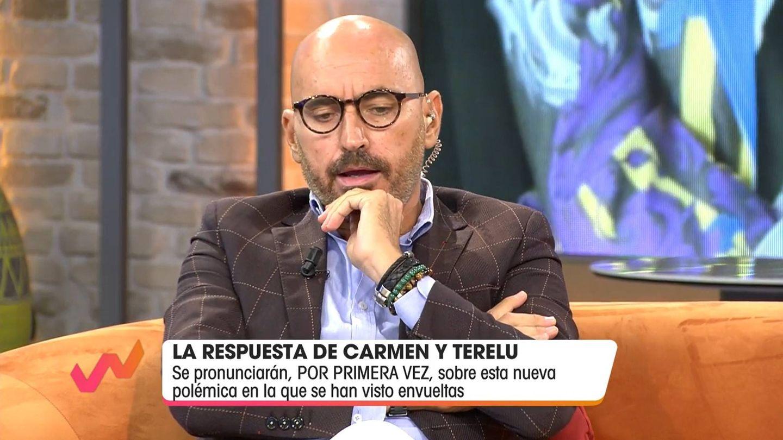 El colaborador y fotoperiodista Diego Arrabal. (Mediaset)