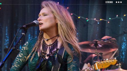 Meryl Streep quiere un poco de rock and roll
