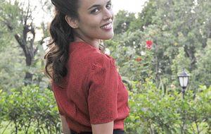 """Alba Flores, el relevo generacional de una saga: """"Todo lo que hago es con vistas a honrar a mi familia"""""""
