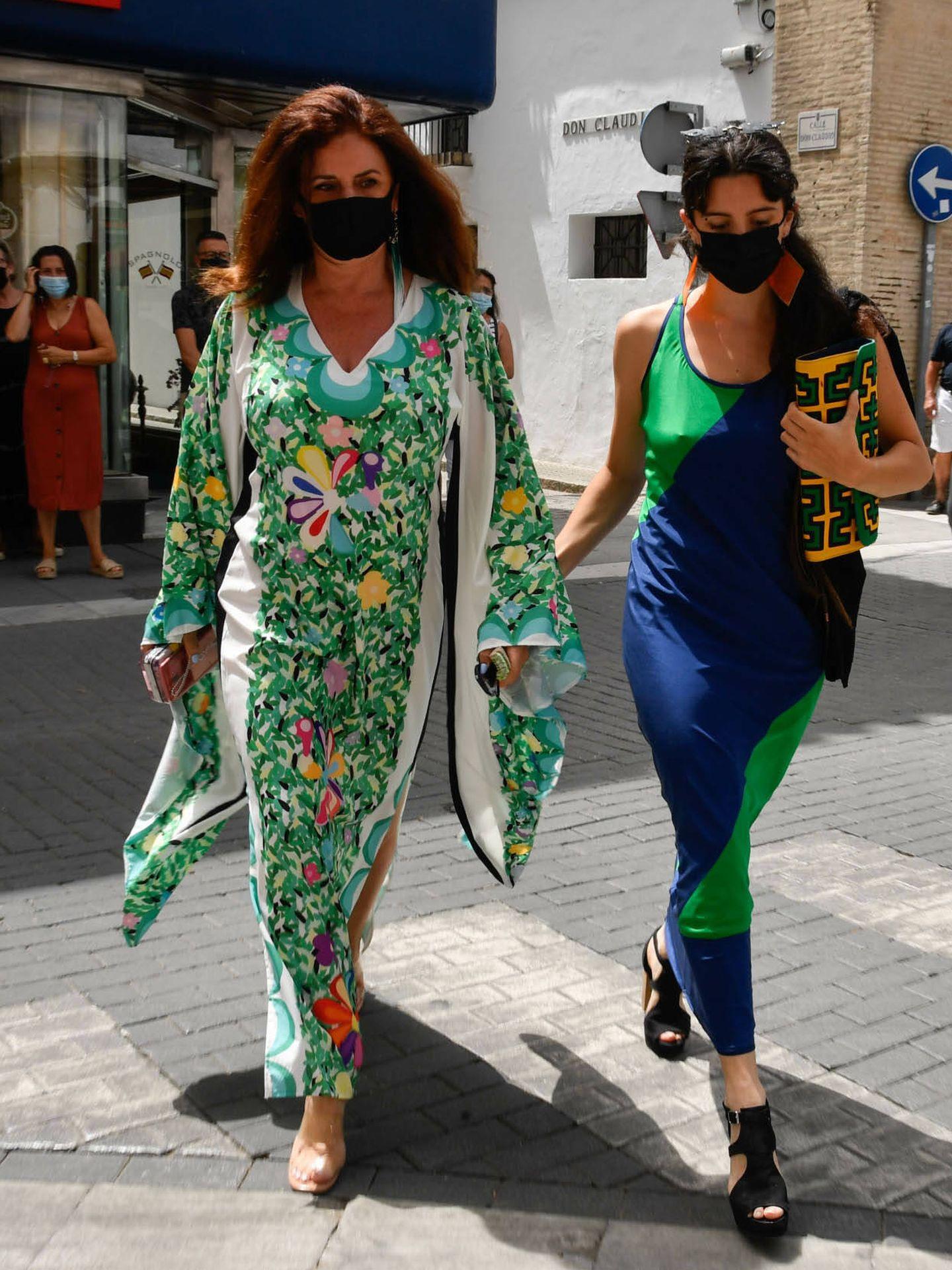 Invitadas de la boda de Ymelda Bilbao. (Gtresonline)