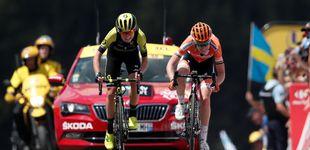 Post de En el Tour de Francia, el espectáculo de verdad lo pusieron ellas en vez de ellos