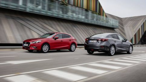 Nuevo Mazda 3, más silencioso y dinámico