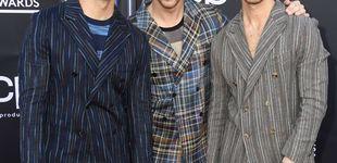 Post de Los Jonas Brothers: tres (muy famosas) novias para tres hermanos