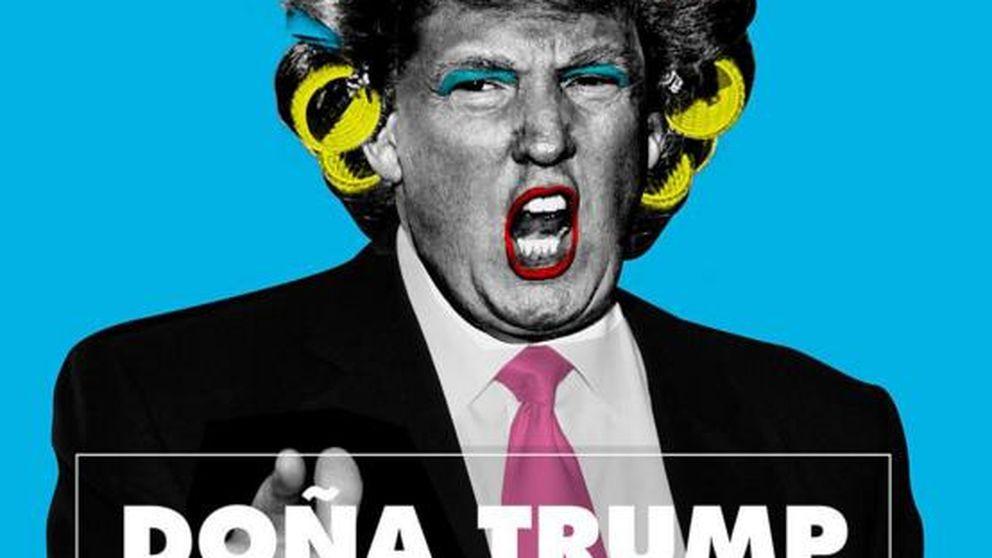 Galería: Donald Trump, los retratos más polémicos del candidato republicano