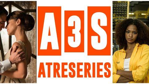 Llega Atreseries, el nuevo canal de Antena 3 dedicado solo a la ficción