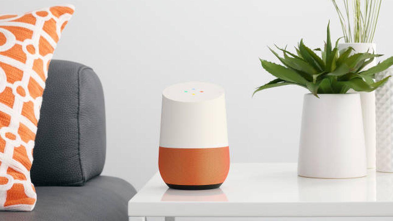 El altavoz-asistente Google Home
