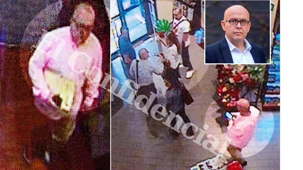 Las fotos del abogado de Puigdemont con los narcos de Sito Miñanco en un VIPS