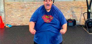 Post de El cambio de vida de Maynor De Leon para conseguir adelgazar 135 kilos