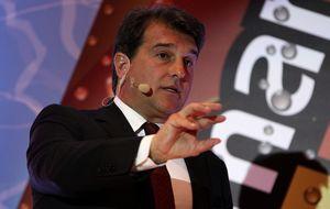 Joan Laporta: Cada día me motiva más volver a presidir el Barcelona