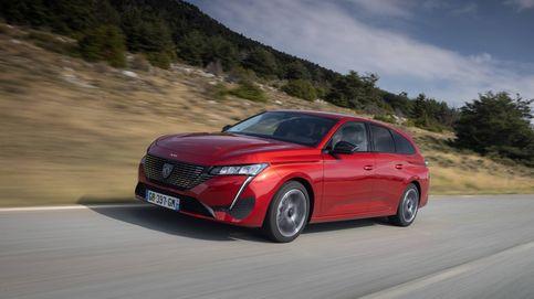 Probamos el nuevo Peugeot 308, y la versión Hybrid 180 nos ha encantado