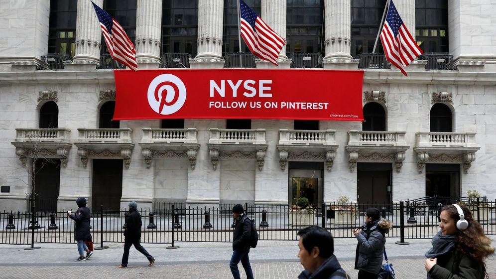Foto: Pinterest en el NYSE