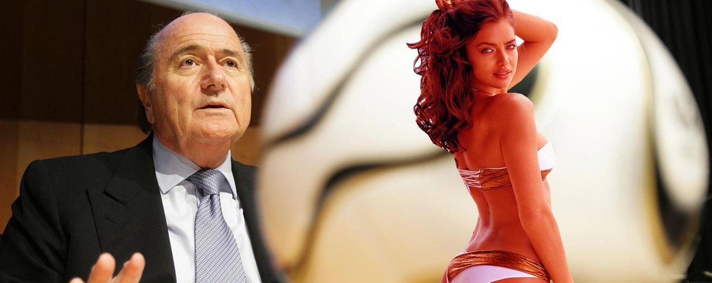 Foto: El expresidente de la FIFA, Joseph Blatter (Montaje: Vanitatis)