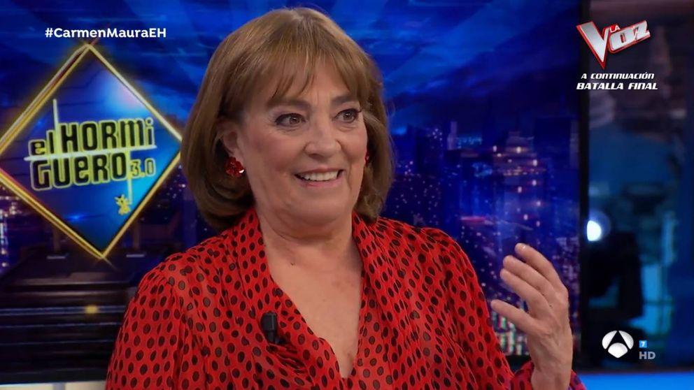 La exitosa propuesta política de Carmen Maura en 'El Hormiguero': ¡No se cobra!
