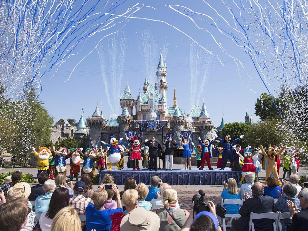 Foto: Disneyland de California, en una imagen de archivo. (EFE)